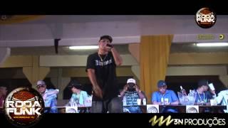 MC Fire :: Ao vivo na Roda de Funk de Porto Alegre (RS) ::