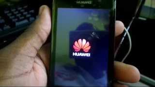 How to reset Huawei y220