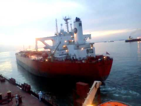 MARCHANT NAY LIFE- II AMERICAN EAGLE TANKER SHIP STS