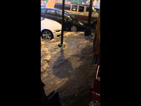 Ashland Oregon July 2015 Flash Flood