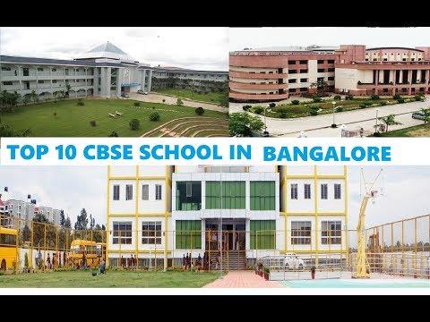 Top 10 Best Schools In Bangalore