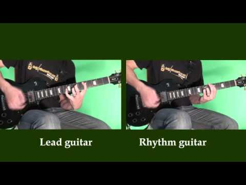 Paramore Style Guitar Lesson