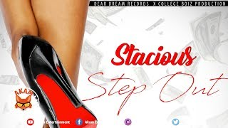 Stacious - Step Out - December 2018