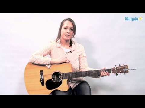 How to Play Mama's Song by By Carrie Underwood on Guitar