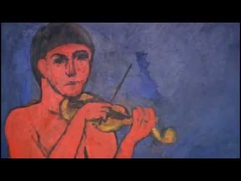 Matisse - 04 - Russian Art Collector Sergei Shchukin, St  Petersburg Hermitage Museum