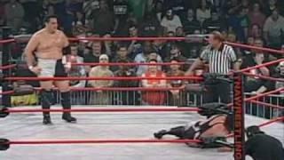 Sting vs Samoa Joe (3/3)