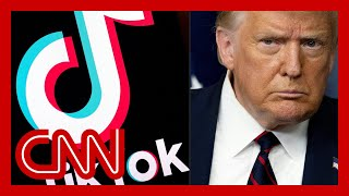 Trump signs order banning TikTok and WeChat in 45 days