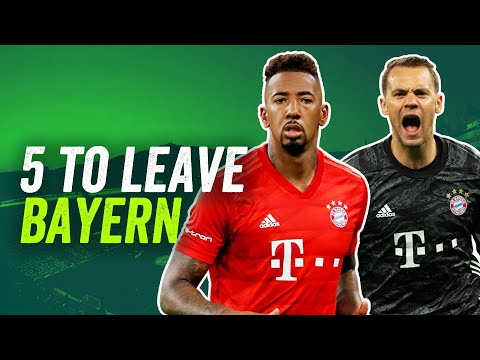 5 players who could LEAVE Bayern Munich!