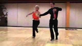 Benji Schwimmer & Lacey Schwimmer - West Coast Swing