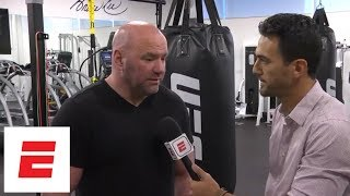 Dana White: Conor McGregor vs Khabib Nurmagomedov 'trending close to 3 million' PPV buys | ESPN