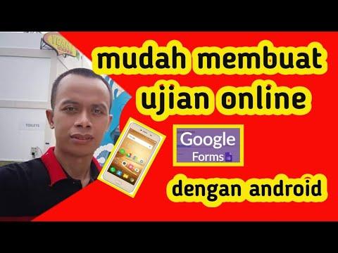 cara-membuat-ujian-online
