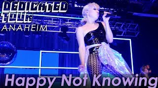 Carly Rae Jepsen - Happy Not Knowing - LIVE @ Anaheim House of Blues - 6-27-19