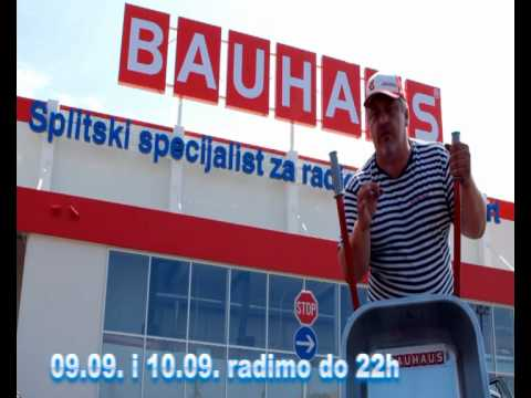 Multus - Izrada TV spota Bauhaus