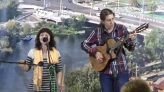 Оксана Галахова и Александр Козинец - Диалог с флейтой