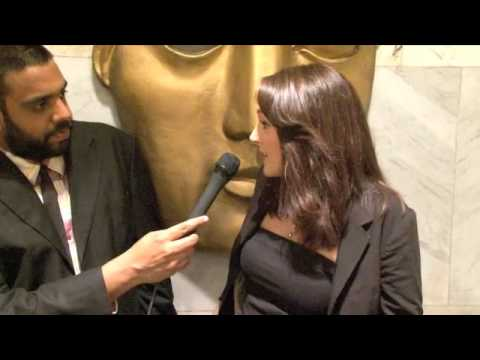 Francesca Marie Interview For IFILM LONDON / TURNOUT - THE FILM.