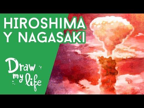 BOMBA NUCLEAR en HIROSHIMA y NAGASAKI - History Draw