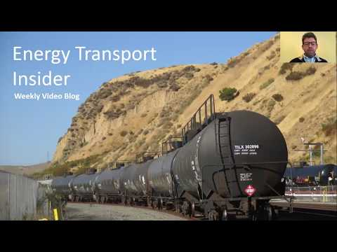 Energy Transport Insider video blog Mar. 26, 2018