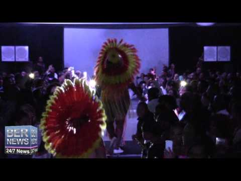Party People Mas Band At BHW Weekend Launch, November 20 2015
