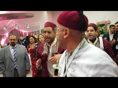 Groupe tabal tunisien Moustapha Ambiance Mariage 100%tunisien le 18/11/2017