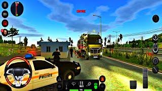 Truck Simulator 2018 : Europe New Update Android Gameplay screenshot 3