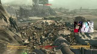 Mom Comes Home and Sentry Bot Roasted - Fallout 3