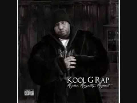 Kool G Rap - Pages of My Life