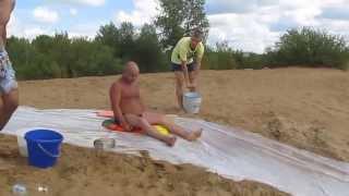 Сидоров на горке в озере(Подпишитесь на канал и ставьте LIKE на видео. Вас будут ждать новые и еще интересных ВИДЕО ! Присоединяйтесь..., 2013-10-23T19:21:18.000Z)