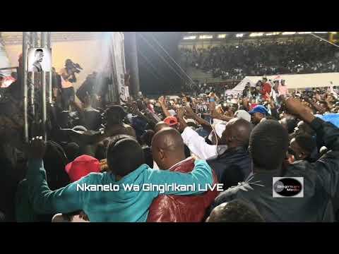 Benny Mayengani LIVE at Fill Up Giyani Stadium - Nkanelo Wa Gingirikani LIVE - Mandla Gingirikani
