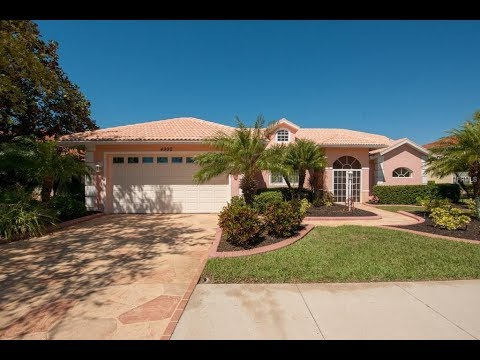 4990 Bella Terra Drive Venice FL Best Venetia Real Estate Agent Duncan Duo RE/MAX Home Video