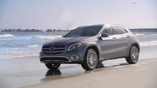 Mercedes-Benz GLA Walkaround