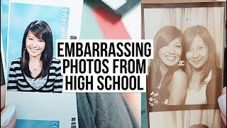 OLD HIGH SCHOOL PHOTOS...   December Vlog