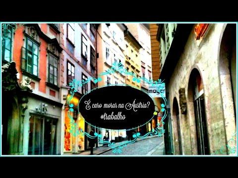 É caro morar na Áustria? Episódio 2 #Trabalho l Trabalho em Graz  | Trips & Life