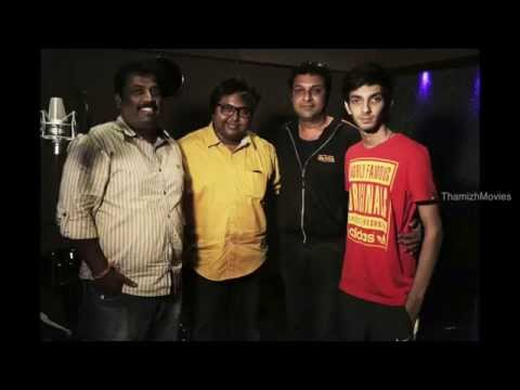 TR Demands 1 Crore For 'Dandanakka' Song - D.Imman,  Anirudh,  Rokesh
