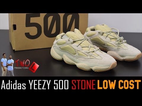 Adidas yeezy 500 stone ( Two L Production )