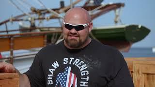 The Strongest Man in History: US VS. UK INSANE STRENGTH TEST (S1, E7) | Full Episode | History