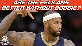 Are Pelicans Be Better Without Demarcus Cousins ?   Hoops N Brews thumbnail