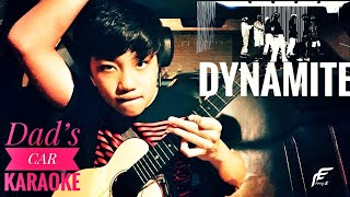 Dynamite/BTS, covered by Feng E, ukulele fingerstyle