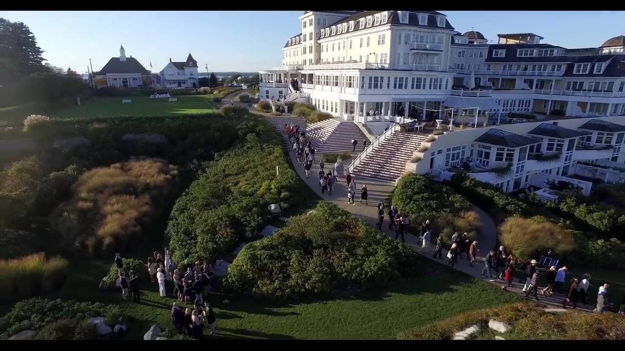 Ocean House Wedding Drone Video in Westerly, RI YouTube