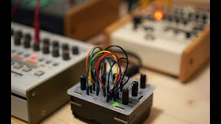 Bastl Kastle Synth - Sounddemo / My first week with the micro modularsynth  (Riamiwo StudioVlog 52)