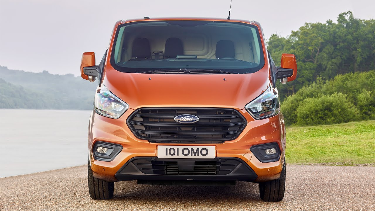 Nouveau Ford Transit Custom >> 2018 Ford Transit Custom Youtube