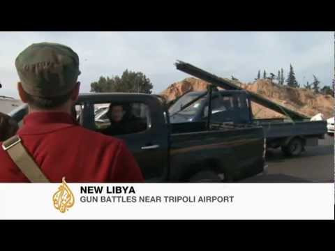 Tripoli clash highlights Libya's challenges