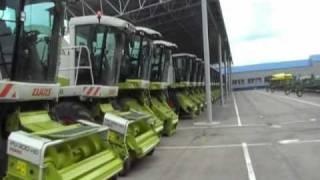 krasnodar. impressive agriculture company