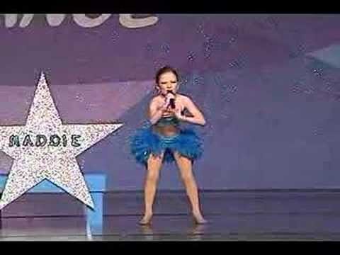 Show Off - Song and Dance solo