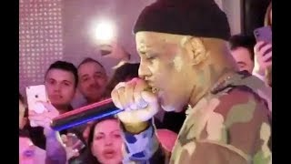 DMX First Performance Since Being Released Crowd Goes Wild