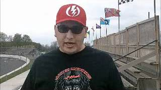 Inside Track TV - Soundin Off Spencer Lewis May 19 2012