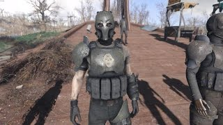 The Mercenary Pack - Fallout 4 Mods (PC/Xbox One)