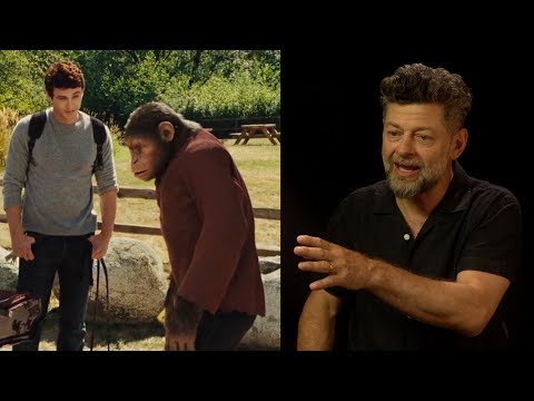 Thumbnail: Andy Serkis Reveals His Favorite Scene from the 'Planet of the Apes' Franchise