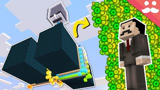 Making AFK XP Farms with Sculk Blocks in Minecraft