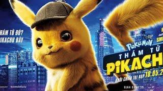 Pokémon : Thám tử Pikachu - Full HD - Thuyết minh | Phim chiếu rạp mới nhất 2021