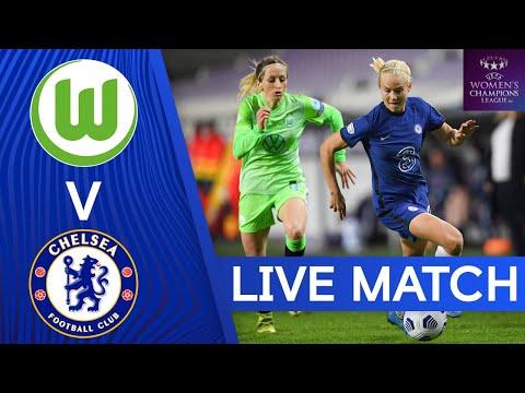 VfL Wolfsburg v Chelsea | UEFA Champions League | Quarter-Finals | 2nd Leg | Live Match